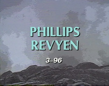Phillipsrevyen 1996, 3