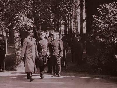 Akershus dragonregiments 250 aars jubilæum 31.8.1913