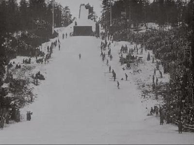 Holmenkolrendene 1917