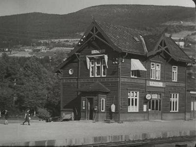 Gudbrandsdalen og stevne på Lillehammer