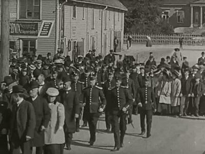 Kristiansandbilder ca. 1918-1920