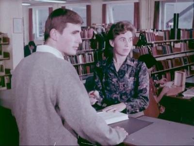 Biblioteker for alle : en film om bibliotekaryrket