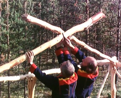 Goatte-ceggen : Karasjokka 1980