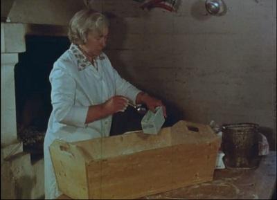 Brødbaking : Sønderled 1981