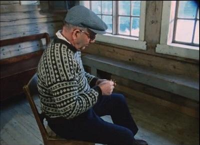 Garnbinding : Fiskerimuseet på Hjertøya 1983