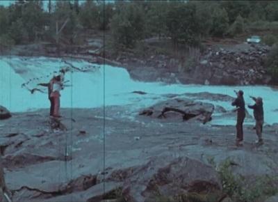 Laksefiske. 2, Nord-Norge 1975