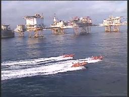 Ekofisk M.O.B. race : 1993