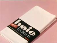Høie farge sengesett-reklame