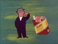 Hobby sigaretter-reklame
