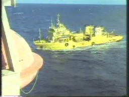 Hardt slit på store dyp : arbeidsplass Nordsjøen