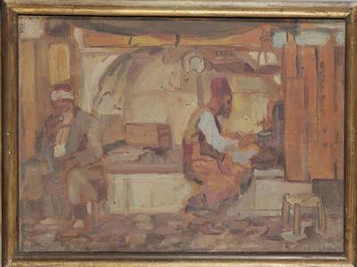 Εσωτερικό καφενείου