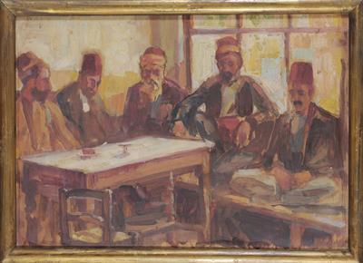 Καφενείο με πέντε θαμώνες