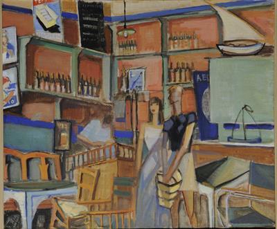 Το καφενείο του Ντούσκου