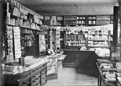 Tempest's shop, interior, Co. Louth