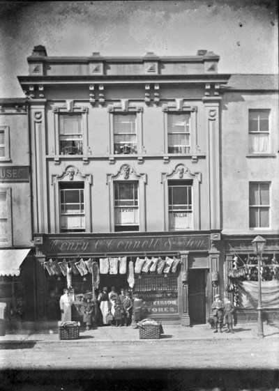 Henry O'Connell and Son's Provision Store, Ireland