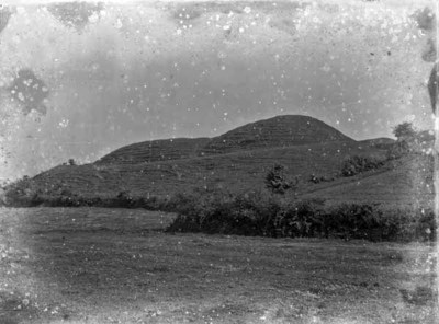 View of hilly landscape, Castleguard, Ardee, Co. Louth