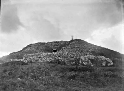 Cairn, Slieve na Callagh, Ireland