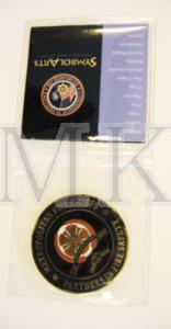 CTIF piemiņas monēta