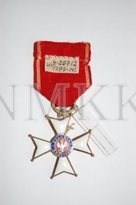 Ordenis, Polonia restituta (Polijas atjaunošanās), V šķira ; Ordenis, Polonia restituta (Polijas atjaunošanās), V šķira