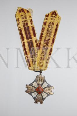 Ordenis, Lielās Lietuvas kņaza Gedimina, 3. šķira ( pirmais izlaidums) ; Ordenis, lielās Lietuvas kņaza Gedimina, 3. šķira ( pirmais izlaidums)