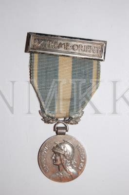 Medaļa, koloniālā ; Medaļa, koloniālā ( Francijas apbalvojums par militāro kalpošanu kolonijās)