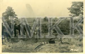 ATKLĀTNE: Vācijas armijas izlūki un kavalēristi lauku apvidū, Austrumu fronte ; ATKLĀTNE: Vācijas armijas izlūki un kavalēristi lauku apvidū, Austrumu fronte