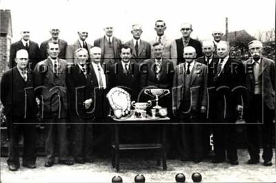 Bowls presentation, Barnetby