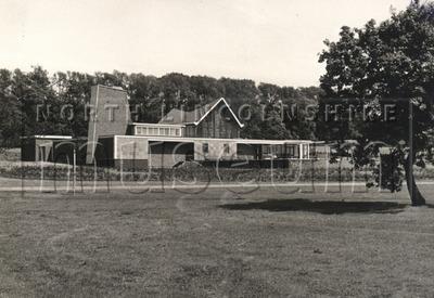 Scunthorpe Crematorium, Brumby Wood Lane, c.1960's