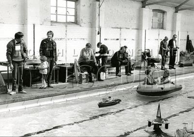 Hobbies Exhibition held in 1985.