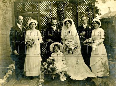 Harry Jute's wedding Australia.
