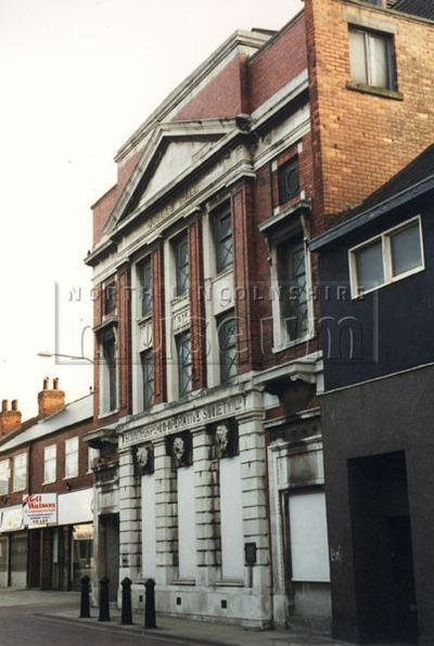 Former Jubilee Cinema, Laneham Street, Scunthorpe.
