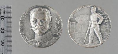 Mackensen 1915 : Médailles et décorations / Eue, Franz ; Ball, R.