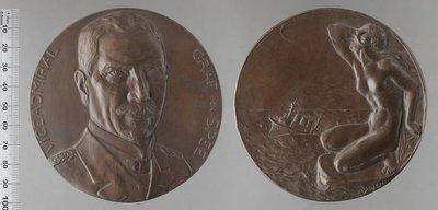Graf von Spee : Médailles et décorations / Loewental, Arthur Imanuel (1879-...?)