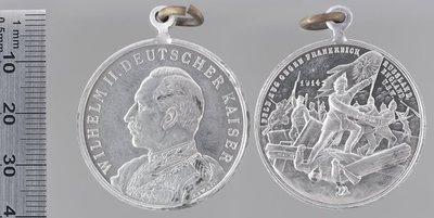 Feldzug gegen Frankreich, Russland, England usw. : Médailles et décorations / M & W ST
