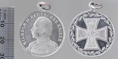 1914 Einigkeit macht stark : Médailles et décorations / M & W ST