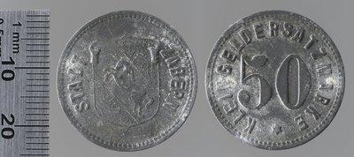 Saverne (Bas-Rhin) 50 pfennigs : Monnaies de guerre / Jörgum & Trefz, Francfort/Main