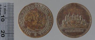 Wilhelm I, Friedrich III, Guillaume II : Médailles et décorations