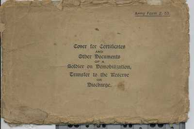 Photographs and documents relating to Pte Wm Mcmillan (3)