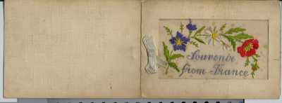 Photographs and documents relating to Pte Wm Mcmillan (7)