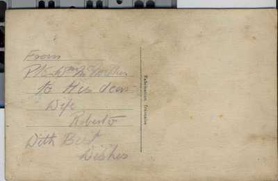 Photographs and documents relating to Pte Wm Mcmillan (8)