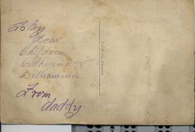Photographs and documents relating to Pte Wm Mcmillan (12)