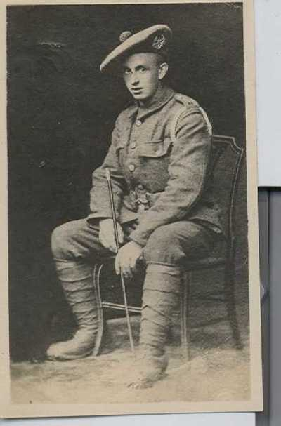 Photographs and documents relating to Pte Wm Mcmillan (22)