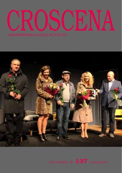 Croscena : krośnieńska scena kultury. 2015, nr 137 (listopad)