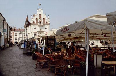Na Rynku Starego Miasta [Fotografia]