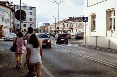 Ul. Fredry : róg ul. Kolejowej i pl. Kilińskiego [Fotografia]