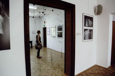 W Galerii Fotografii Miasta Rzeszowa (ul. 3. Maja) [Fotografia]