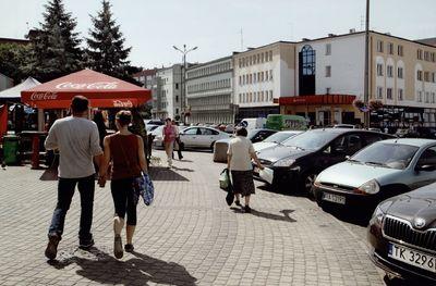 Ul. Grottgera : róg ul. Asnyka [Fotografia]