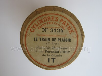 Le train de plaisir