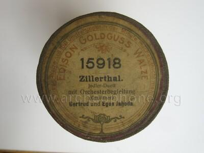 Zillerthal, jodler duett