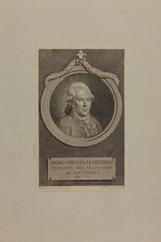 Bildnis des Georg Cristof Lichtenberg